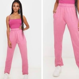 PINK JOGGERS FROM PLT